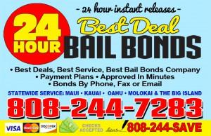 Hawaii Bail Bond