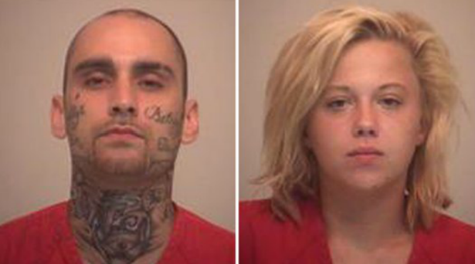 Couple Flaunt Cash on Facebook After Robbing a Bank